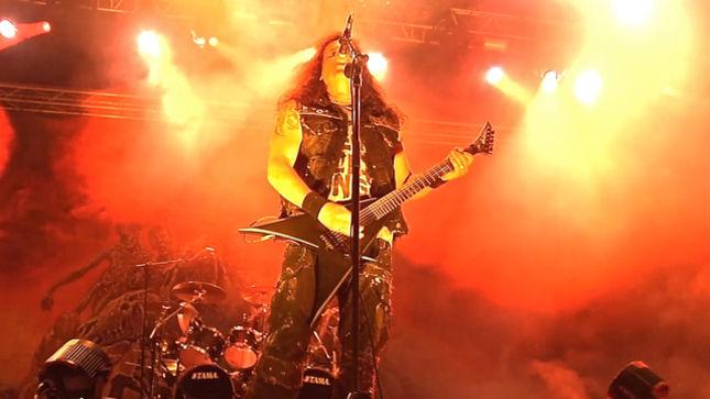 Watch KREATOR Live From Rock Hard Festival
