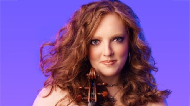 RACHEL BARTON PINE To Join Indian's Lafayette Symphony Orchestra For Shredding With The Symphony
