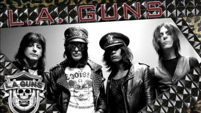 L.A. GUNS Return To The Road In June; Live Video From M3 Fest