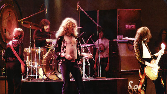 "LED ZEPPELIN ""Stairway To Heaven"" Lawsuit Set For Trial In May"