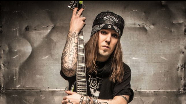 CHILDREN OF BODOM Frontman ALEXI LAIHO -