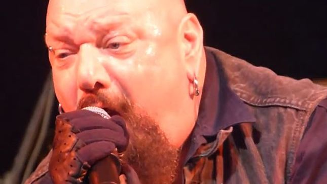 Former IRON MAIDEN Singer PAUL DI'ANNO Hospitalized, Tour Cancelled