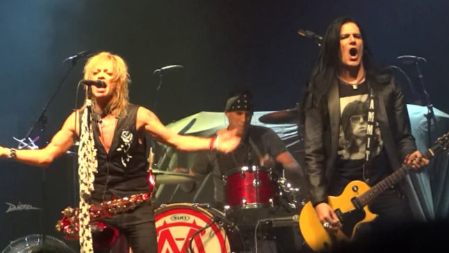 TODD KERNS To Play Guitar For MICHAEL MONROE Next Month