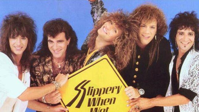 BON JOVI - Slippery When Wet Pure Audio Blu-Ray Now