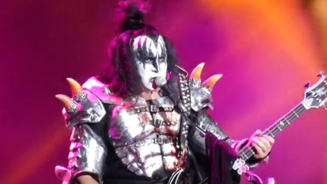 KISS - Fan-Filmed Live Video From Rock In Vienna Festival Available