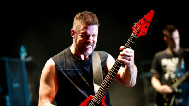 ANNIHILATOR Frontman JEFF WATERS -