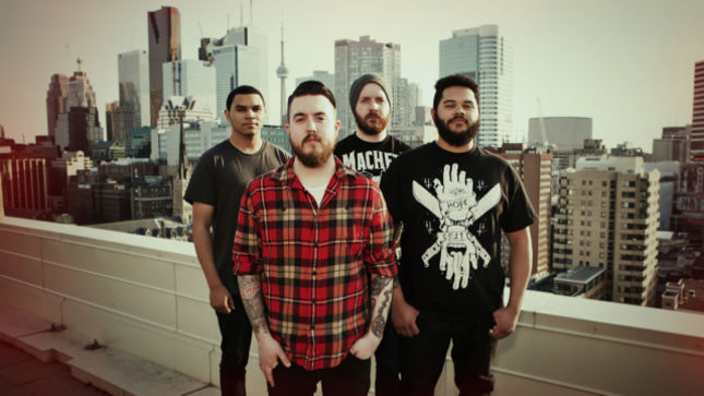 Toronto's SPARROWS Sign With New Damage Records; New EP Due This Summer