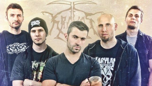 "KRONOS Streaming Lyric Video ""Klymenos Underwrath"""