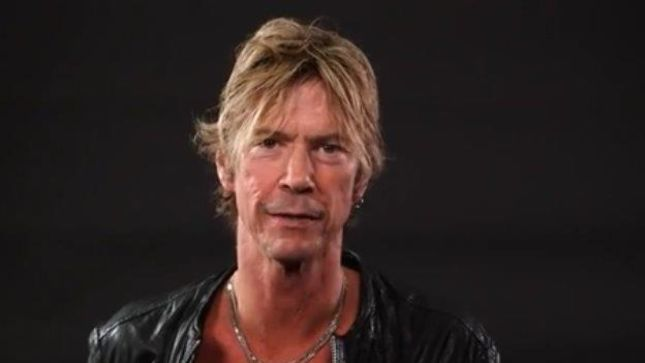 Duff Mckagan Quot Writing A Book Is Kind Of A Big Thing