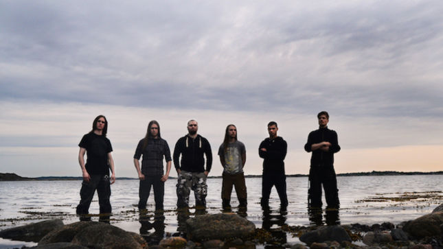 "ARCHAEA Streaming Catalyst Album In Full; ""Cryosphere"" Live Video Posted"