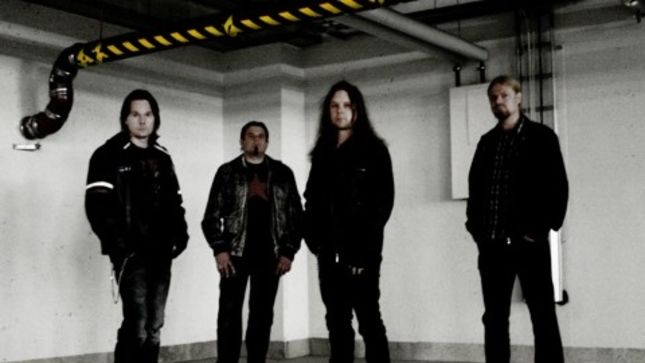 "Finland's CONCRETE SWINE Streaming New Track ""Darkness"""