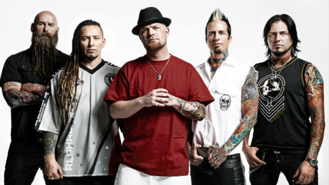 five finger death punch got your six deluxe edition download