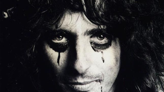 ALICE COOPER - The Studio Albums 1969-1983 Box Set Due In July