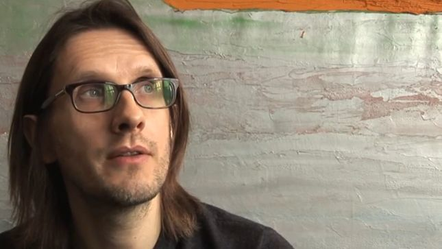 STEVEN WILSON Announces North American Dates For 2016 - Bravewords.com