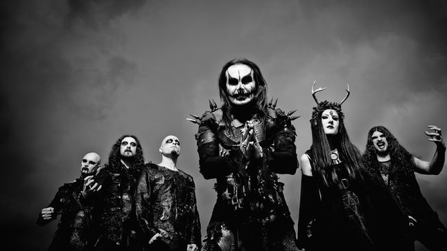 "CRADLE OF FILTH Premier New Track ""Deflowering The Maidenhead, Displeasuring The Goddess""; Album Release Show Scheduled For Rock Harz Festival"