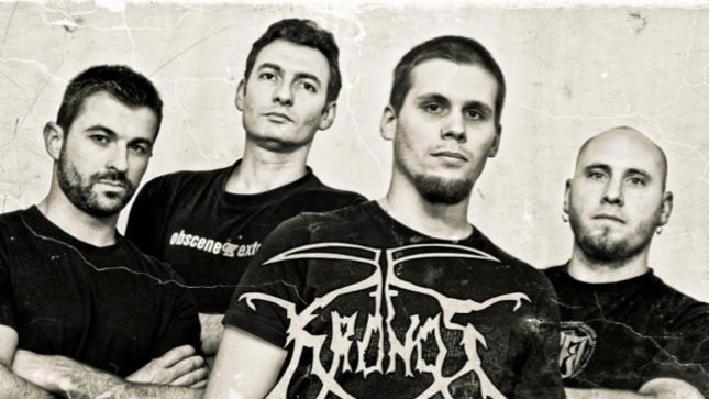 KRONOS Streaming New Track