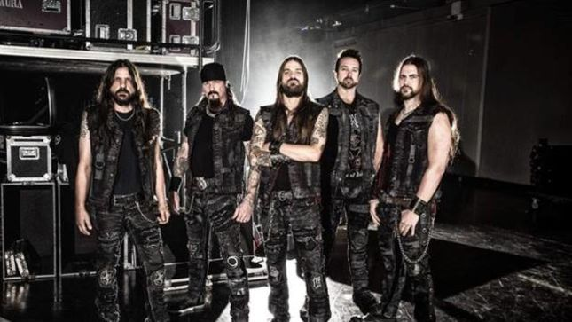 ICED EARTH Founder JON SCHAFFER Selling Guitars To Help Finance Band's New Headquarters/Studio