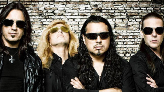 STRYPER Reveal Fallen Album Artwork
