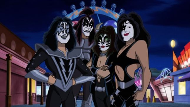 KISS - Signing Session At San Diego Comic Con 2015 Confirmed