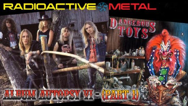 Dangerous Toys Album 41