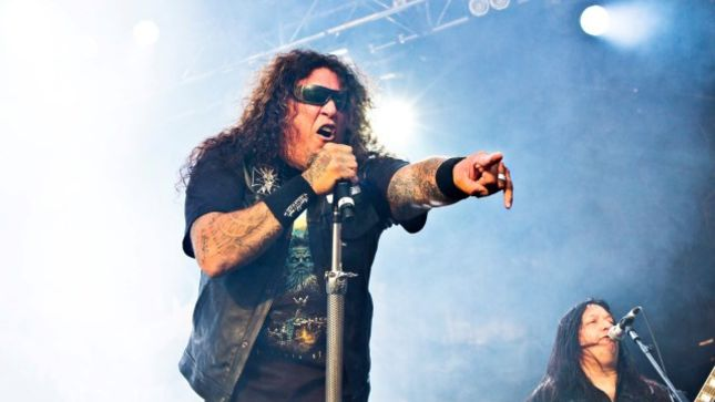 TESTAMENT's Chuck Billy To Guest On WVOX's Metal Mayhem This Tuesday