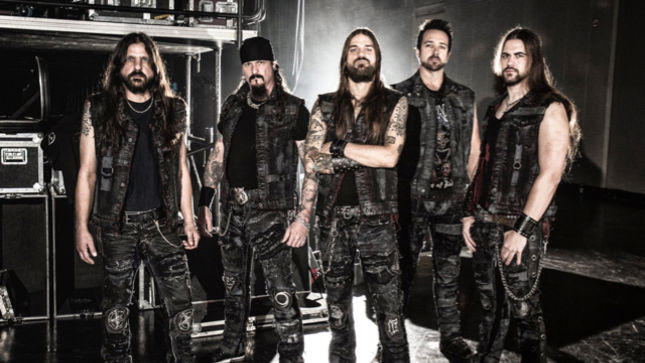 "ICED EARTH Looking Forward To 2016 - ""Exciting Times For The Band And Fans"""