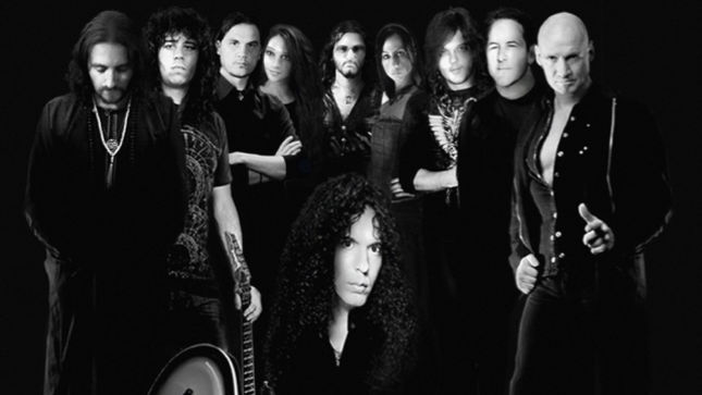 ENZO AND THE GLORY ENSEMBLE Ink Deal With Underground Symphony; New Album Guests Include MARTY FRIEDMAN, Members Of ORPHANED LAND, PRIMAL FEAR, FATES WARNING And More