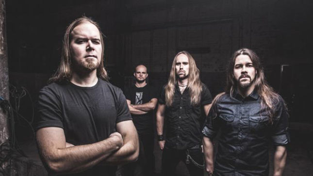 INSOMNIUM Announce New European Headline Dates In October; WOLFHEART To Support