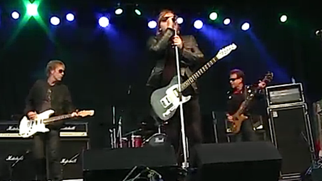 HONEYMOON SUITE Celebrate Canada Day Live On Stage In Spruce Grove, Alberta; Video Posted