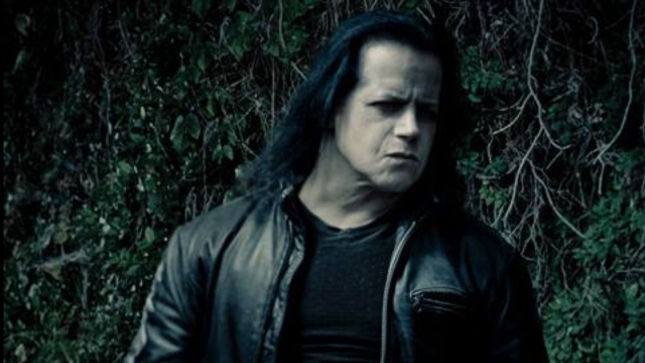 GLENN DANZIG Talks Cover Songs -