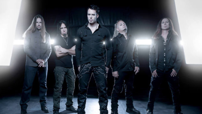 KAMELOT Update European Tour Schedule; GUS G. And KOBRA AND THE LOTUS Confirmed As Support