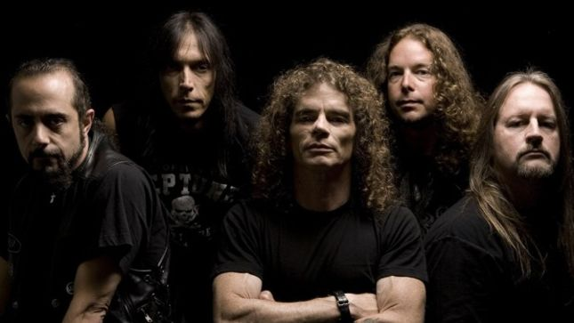 OVERKILL - Historikill: 1995 - 2007 Box Set Due In September; Details Revealed