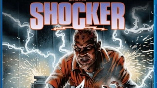 Wes Craven's 1989 Horror Movie Shocker To Be Issued On Blu-Ray This Month – Clip From The Music Of Shocker Documentary Released