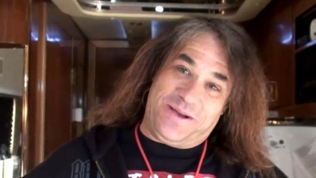 "EXODUS Frontman STEVE ""ZETRO"" SOUZA - ""My Son Will Be Taking Over As The Vocalist For HATRIOT"""