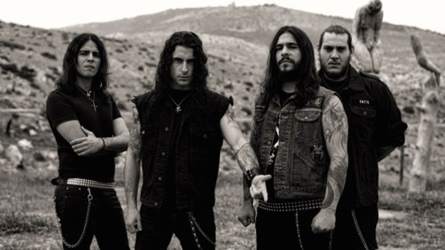 Rotting Christ Image: LUCIFER'S CHILD Featuring ROTTING CHRIST, NIGHTFALL