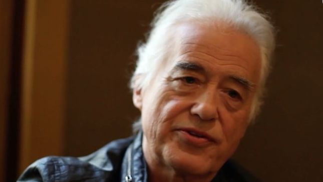 Jimmy Page Discusses Closure Of Reissue Series In New