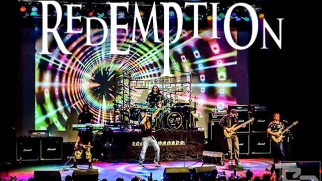 REDEMPTION – Featuring FATES WARNING Vocalist Ray Adler Complete New Album; Sign To Metal Blade Records