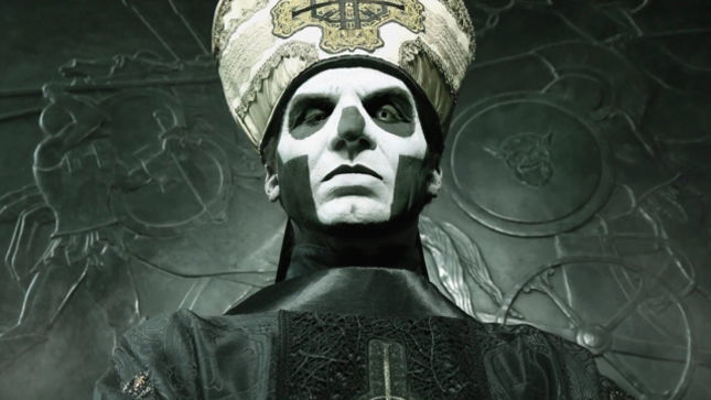 GHOST - Pope Cancels Band's Philly Appearance; Date Rescheduled