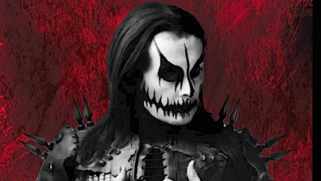 CRADLE OF FILTH Frontman DANI FILTH Versus God In Jesus Is A Cunt Shirt Controversy -
