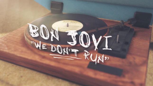 lyric bon jovi these day: