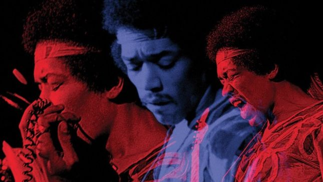 "JIMI HENDRIX – ""Stone Free"" Live At The Atlanta Pop Festival Audio Streaming"