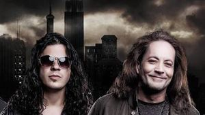 RED DRAGON CARTEL Welcome Original Singer DARREN SMITH Back To The Fold