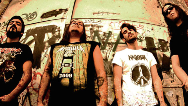 Chile's WARCHEST Streaming New Album In Full