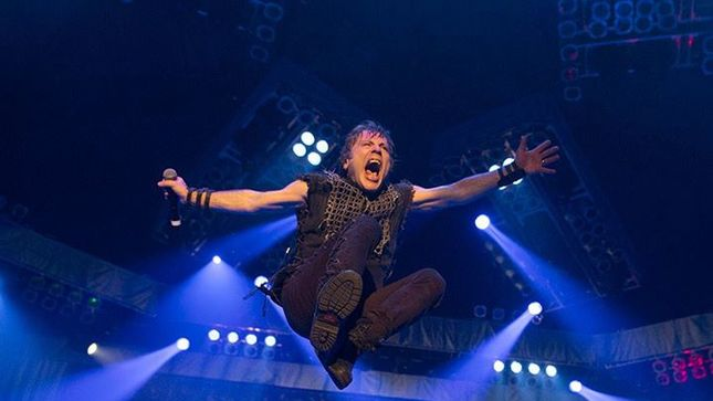 Brave History August 7th, 2018 - IRON MAIDEN, HELLOWEEN, BLACK SABBATH, EXTREME, TONY MACALPINE, BEHEMOTH, REVEREND BIZARRE, THE ABSENCE, DROWNING POOL, CATTLE DECAPITATION, FEAR FACTORY, KRISIUN, And More!