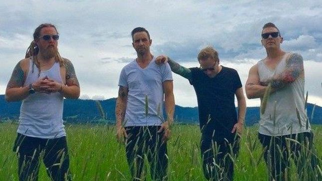 "SHINEDOWN Stream New Song ""Black Cadillac"""