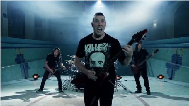 "ANNIHILATOR Offer New Track ""My Revenge"" For Free Download"