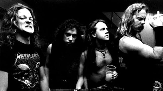 Brave History August 12th, 2017 - METALLICA, MARK KNOPFLER, HIRAX, KROKUS, TNT, MAJESTIC, WEDNESDAY 13, EXTREME, VADER, And UPON A BURNING BODY!