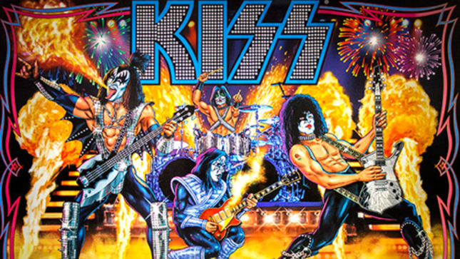 KISS - Review Of Stern Pinball Machines Available