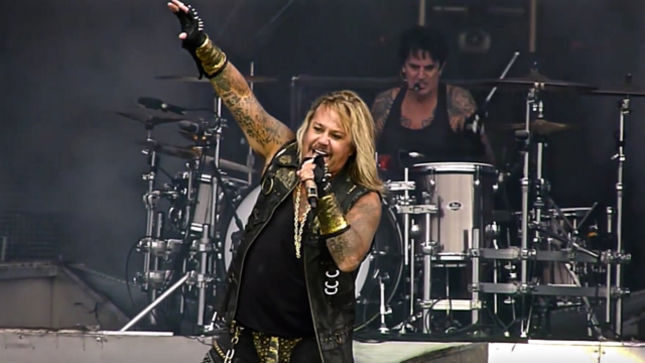 Mtley cre singer vince neil to attend first wizard world comic con mtley cre singer vince neil to attend first wizard world comic con in tulsa this october m4hsunfo
