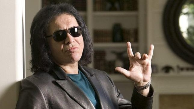 "GENE SIMMONS - ""I Was Thinking Of Buying The Rock And Roll Hall Of Fame"""